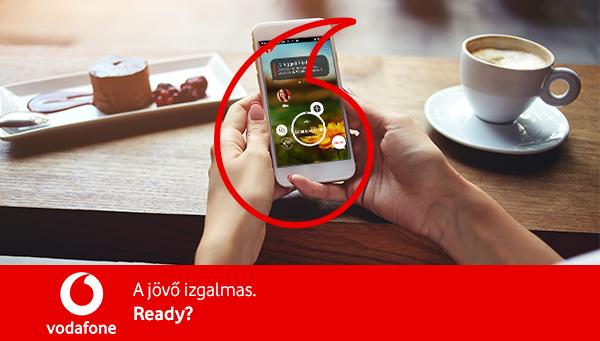 Vodafone | A jövő izgalmas. Ready?