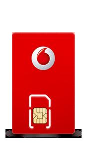 VitaMAX Instant SIM kártya készülék nélkül