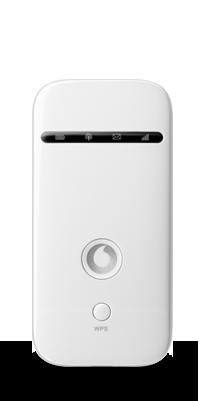 Vodafone R209 MiFi router